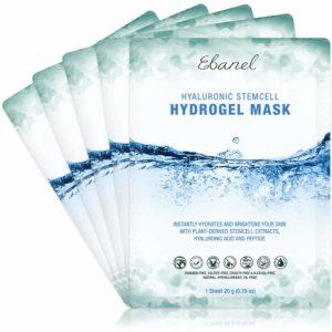 4. Ebanel Laboratories Hydrogel Collagen Mask for Face