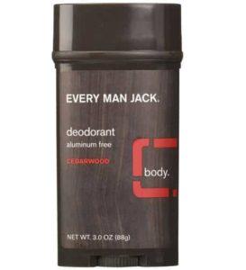 4. Every Man Jack Deodorant