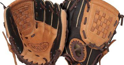 Top 10 Best Baseball Gloves in 2017