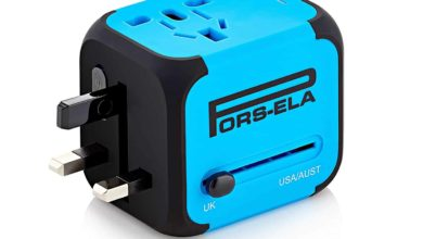 Photo of Top 10 Best Travel Power Adapters in 2020