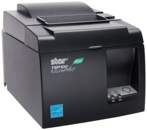 4. Star Micronics TSP143IIU ECO-Friendly Receipt Printer