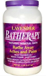 5. Batherapy Natural Mineral Bath