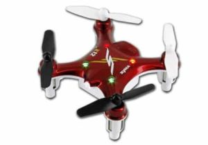 5. Syma X12 Mini Nano 6-Axis Gyro 4 Channel RC Quadcopter