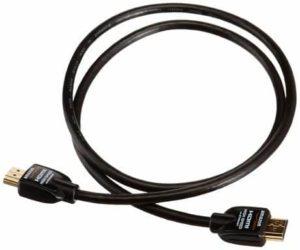 6. AmazonBasics High-Speed HDMI Cable - 3 Feet