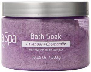 6. Aqua Spa Relax Bath Soak