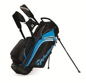6. TaylorMade Supreme Hybrid Golf Stand