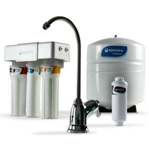 7. Aquasana AQ-RO-3 OptimH2O Reverse Osmosis Fluoride Water Filter