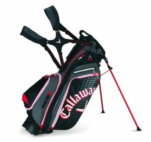 7. Callaway Hyper-Lite 5 Golf Stand Bag