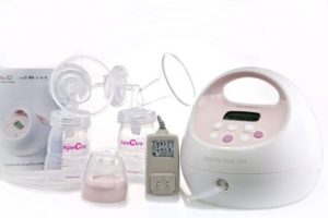 7. Spectra Baby USA S2 DoubleSingle Breast Pump