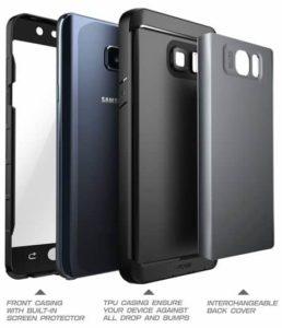 7. Supcase Galaxy Note 5 Case