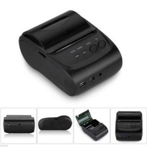 8. AGPtek Portable Mini Receipt Printer