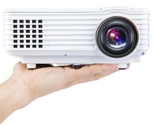Top 10 best tiny portable projectors in 2017 for Best mobile projectors 2016