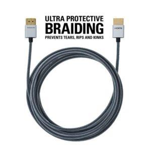 8. Sanus Super Slim 8' HDMI cable