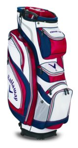 9. Callaway Org 14 Golf Cart Bag