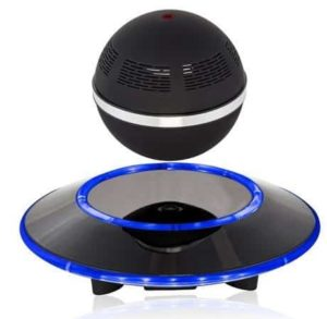 9. Wasserstein Levitating Bluetooth Speaker