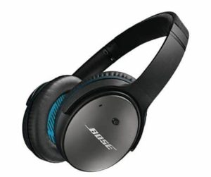 1. Bose QuietComfort 25 Acoustic Noise Cancelling Headphones