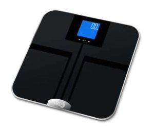 1. EatSmart Precision GetFit Digital Body Fat Scale