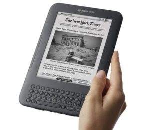 1. Kindle Keyboard