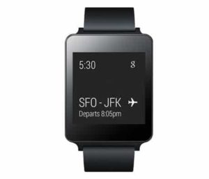 1. LG Electronics G Watch