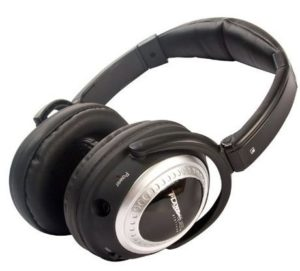 10. Plane Quiet Active Noise Canceling Headphone