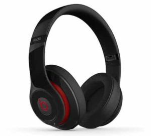 2. Beats Studio Wireless Over-Ear Headphone