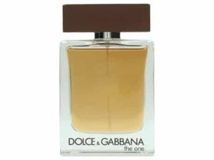 2. The One By Dolce and Gabbana for Men