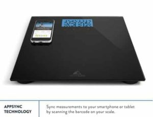 4. Weight Gurus Digital Body Fat Scale