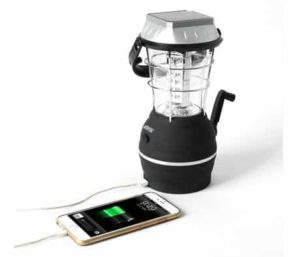 5. AGPtek Solar Lantern