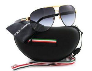 5. Dolce & Gabbana DG2099 Sunglasses