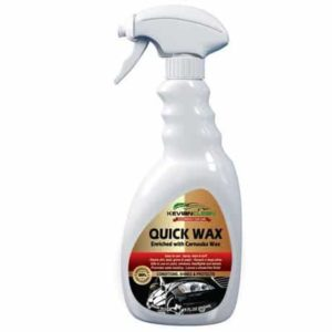 5. Kevian Clean Quick Wax Car