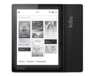 5. Kobo Aura Digital Text Reader