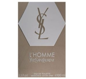 5. L'homme Yves Saint Laurent By Yves Saint Laurent For Men