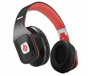 5. Noontec Noise Cancelling Over-ear Headphones Hammo