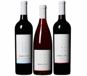 5. ONEHOPE California Reds III Wine Mixed Pack