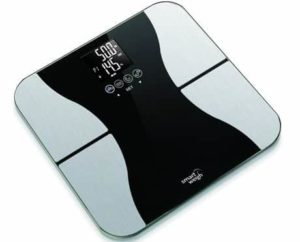 5. Smart Weigh Body Fat Digital Precision Scale