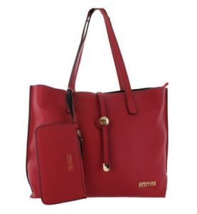 6. Kenneth Cole Reaction Roundabout Tote Handbag