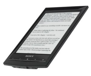 6. Sony PRS-T1 6 Digital E-Ink Pearl eReader with Wi-Fi