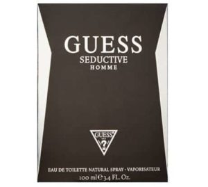 7. Guess Seductive Men Edt Spray