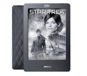 7. Kobo eReader Touch Black