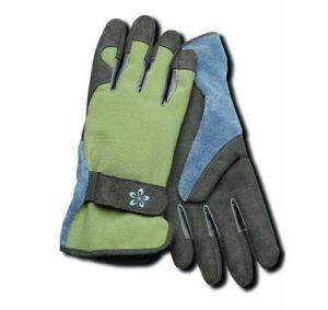 Magid Glove Terra Collection Deluxe Spandex Back Gardening Gloves