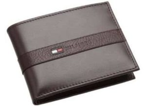 7. Tommy Hilfiger Men's Ranger Passcase Wallet