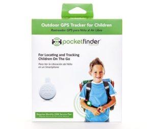8. PocketFinder GPS Child Tracker