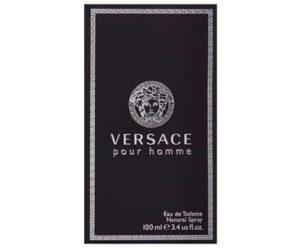 8. Versace Pour Homme By Versace Eau-de-toilette Spray