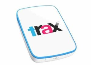 9. Trax Personal GPS Tracker