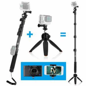 10. CamKix Premium 3in1 Kit For GoPro Cameras