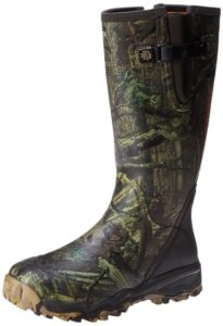 10. LaCrosse Men's Alphaburly Pro 18 Side-Zip Hunting Boot