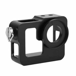 10. Shoot Metal Aluminium Alloy Protective Housing Case Shell for GoPro Hero 3 3+ (Black)