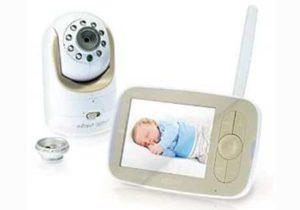 2. Infant Optics DXR-8 Video Baby Monitor