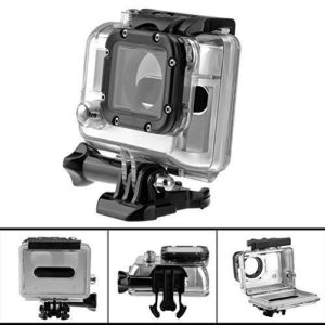 3. Joyoldelf Skeleton Protective Housing compatible with Lens for all GoPro Hero4 Hero3 Hero3+ cameras