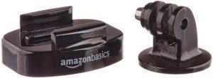 4. AmazonBasics Tripod Mounts for GoPro